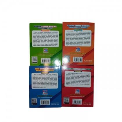 Learn English Easily Through Bahasa Malaysia Set (4 Titles)