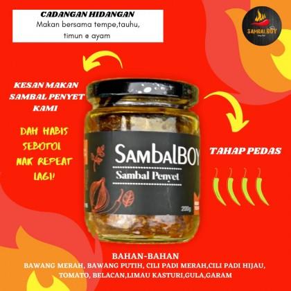 SambalBoy Sambal Penyet