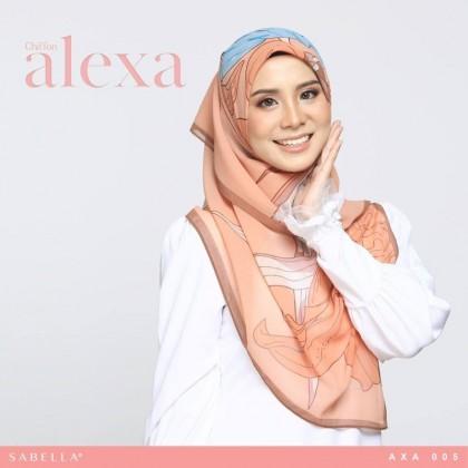 Tudung Sabella Bawal Alexa 3.0 (45) 005
